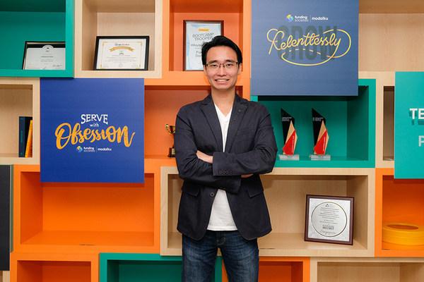 Kelvin Teo, Co-founder & Group CEO, Funding Societies | Modalku