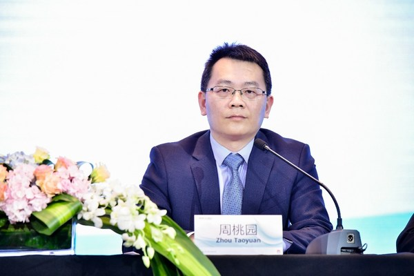 Speech of Zhou Taoyuan, Vice President of Huawei and President of Digital Power Product Line