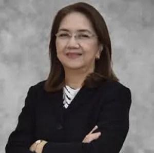 SSS President/CEO Aurora C. Ignacio