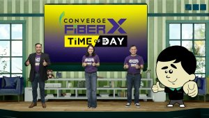 Converge launches FiberX Time of Day internet plan.