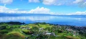 Part of Lake Lanao in Marawi City.