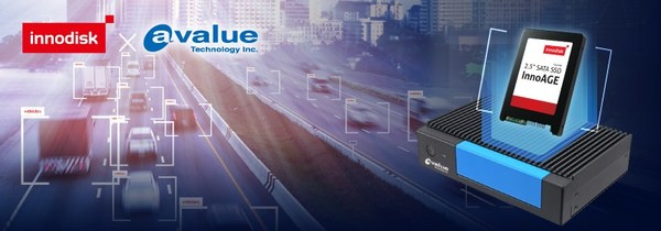 Innodisk and Avalue are deepening partnerships to AIoT and smart transportation.