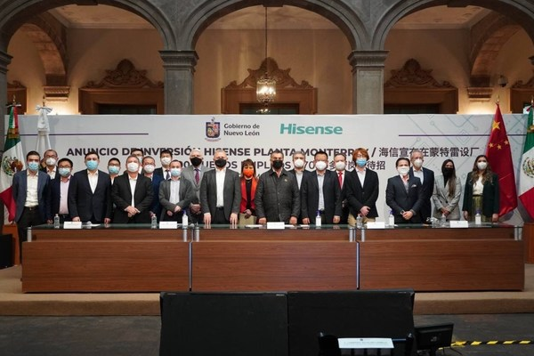 Group Photo of the Press Conference