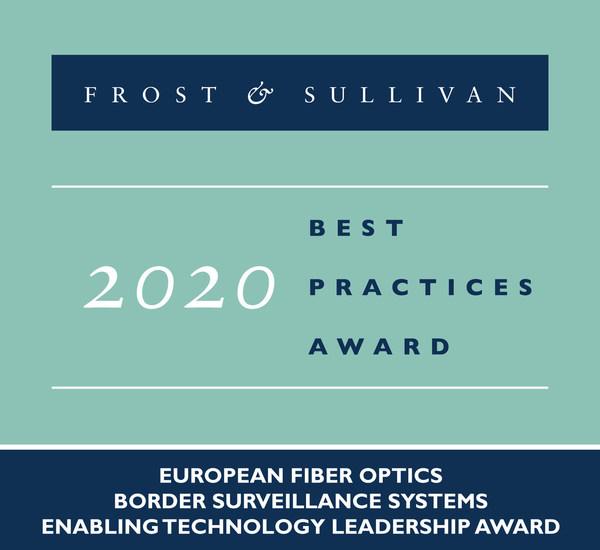 2020 European Fiber Optics Border Surveillance Systems Enabling Technology Leadership Award