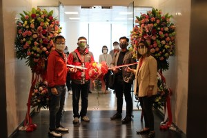 Fujitsu Philippines opens modern HQ in Makati.....