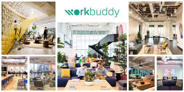 The future is flexible: workbuddy adds seven WeWork locations to its network of co-working spaces, providing Singaporeans with more flexible, on-demand workspace solutions.