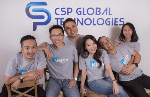 LifeCycle's key team with CSP Global Founder/CEO Mr. Tho Kit Hoong. From left: Alvyern Lee, Tho Kit Hoong, Rizal Lokman, Vivian Wong, Ibrahim Sukaimi and Nur Atiqah