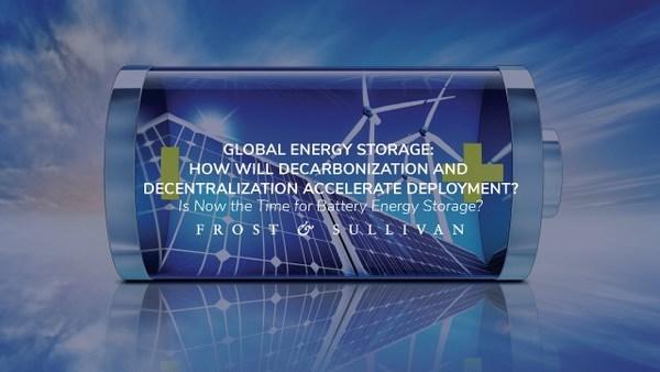 Frost & Sullivan - Global Battery Storage