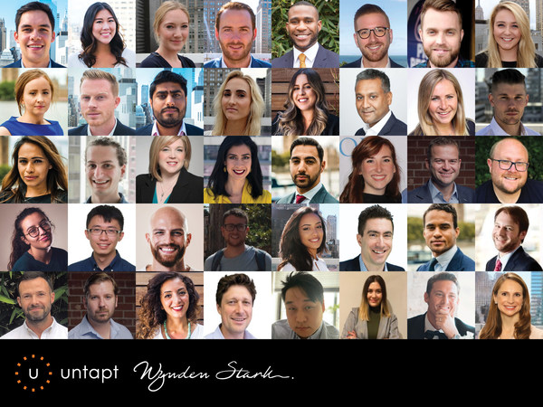 Wynden Stark Group Acquires NYC Venture-backed Tech Startup, untapt bringing in-house expert data scientists and engineers.
