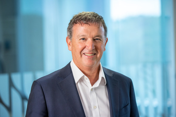 David Bowie, Senior Vice President and Managing Director for Asia Pacific, MRI Software.