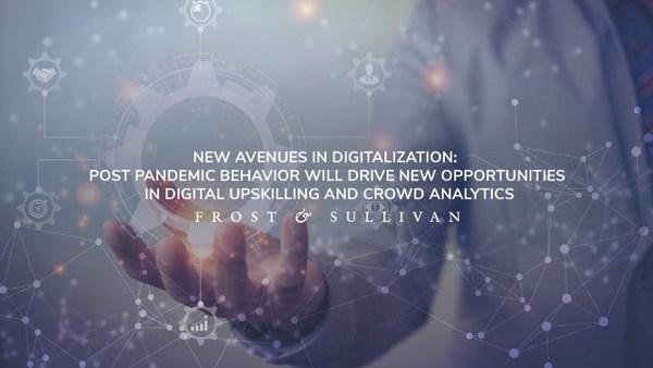 Digital upskilling & crowd analytics Webinar by Frost & Sullivan