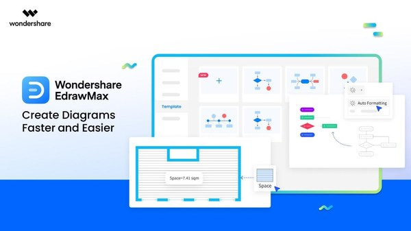 Wondershare Releases EdrawMax 11.0 to Improve the Diagramming Experience of Individuals and Teams