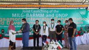 BARMM ties up with UNDP.