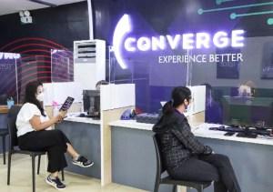 Converge business center.