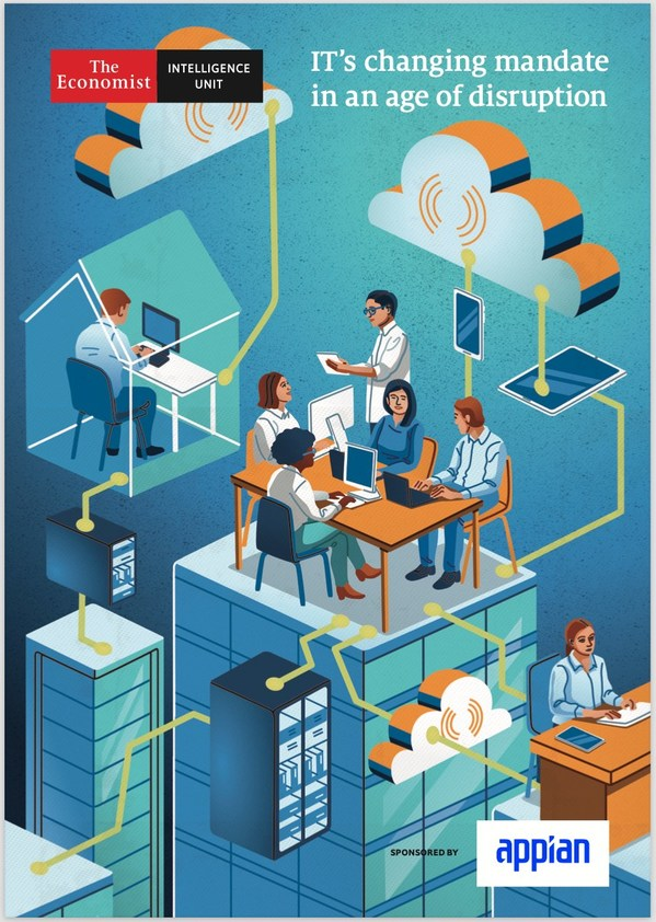 IT is in the hot seat. Learn why in this Economist Intelligence Unit report sponsored by Appian. IT backlogs are significant and IT's control over the digital infrastructure is slipping. In parallel, there is overwhelming agreement that applications need to improve to make organizations more responsive to changing business conditions. 83% of respondents say adapting better to external change requires moderate-to-considerable IT infrastructure and apps improvement.