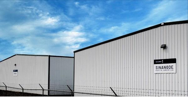 SINANODE Pilot Plant Buildings