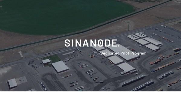 SINANODE Pilot Plant - Moses Lake, WA