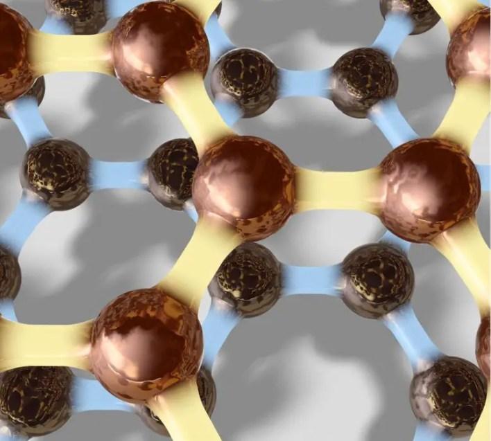 2D Malzeme Atomları