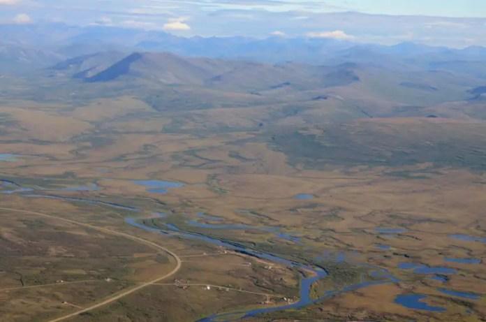 Кампания ASCENDS Ном Аляска