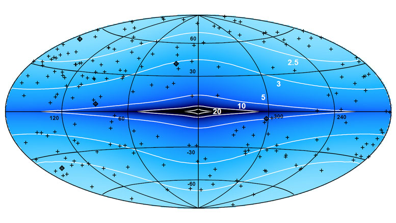 """Astrophysicists Try to Find Out How Strong """"Gravitational Noise"""" Is"""