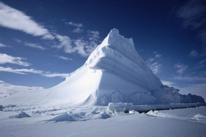 Baffin Island Iceberg