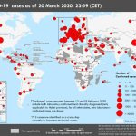 Covid 19 World Map 266 073 Confirmed Cases 179 Countries 11 184 Deaths