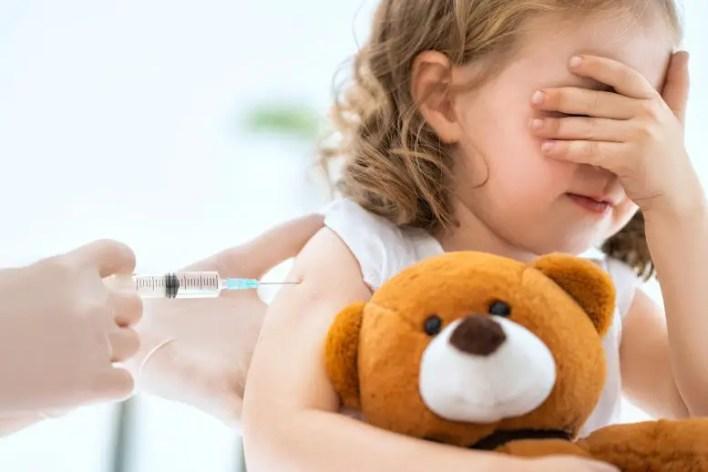 çocuk aşısı