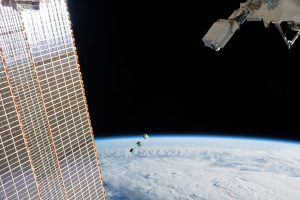 Paraguay's First Satellite Launched From Space Station – Will Help Track a Small, Life-Threatening Parasite