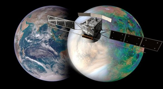 ESA EnVision Mission
