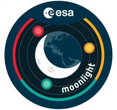 ESA Moonlight Logosu