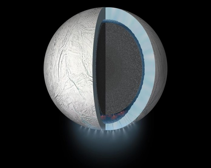 Inner Complexity of Saturns Moon Enceladus Revealed  Hints at Habitable Conditions