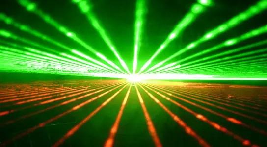 Fastest Laser Blast