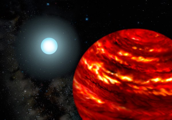 Planet-Finding Campaign Reveals That Gas-Giant Exoplanets ...