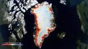 Greenland Ice Loss