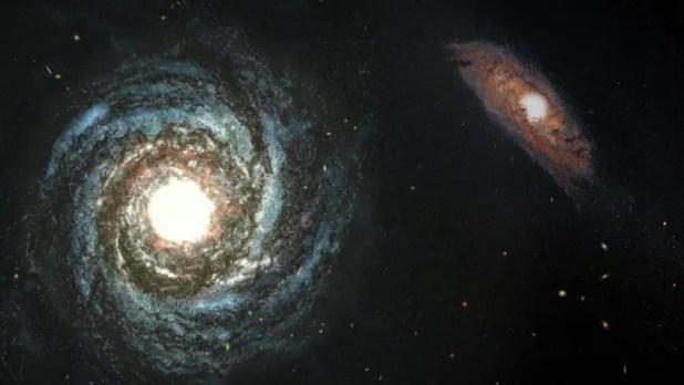 High Redshift Quasar and Companion Galaxy
