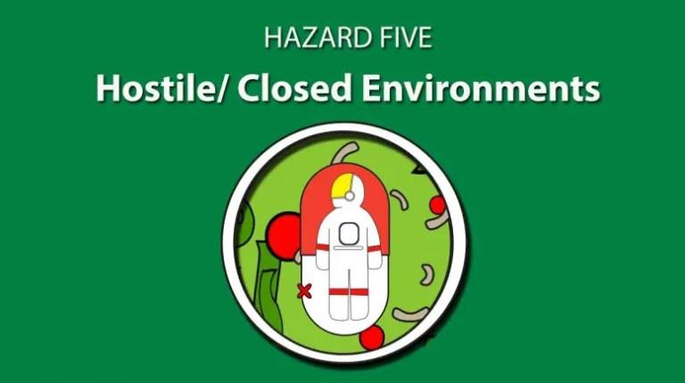Hostile Closed Environment Hazard