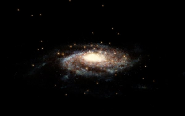 Hubble & Gaia Reveal Weight of the Milky Way: 1.5 Trillion ...