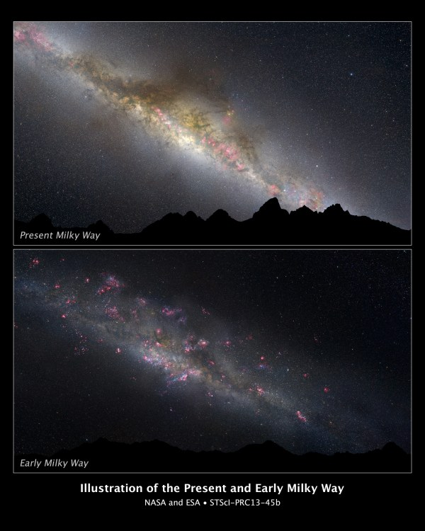 Hubble Reveals the First Visual Evidence of Changes in the ...