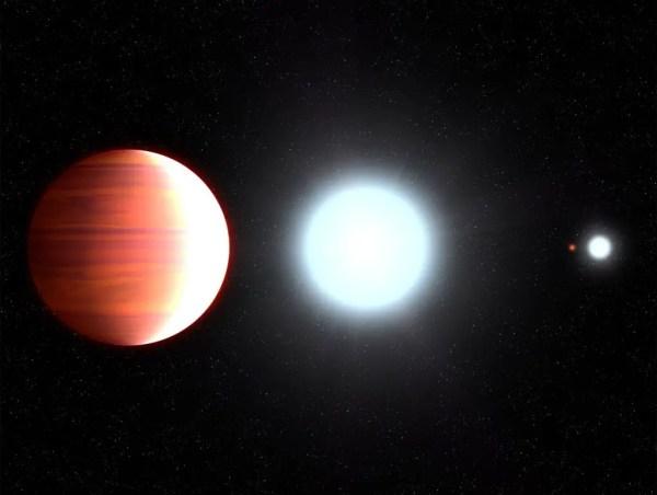 Kepler-13Ab, A Planet Where Titanium Oxide Precipitates as ...