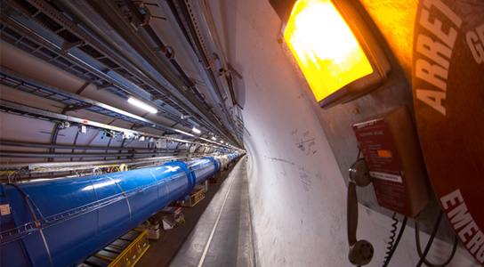 LHC-tunnel-SUSY