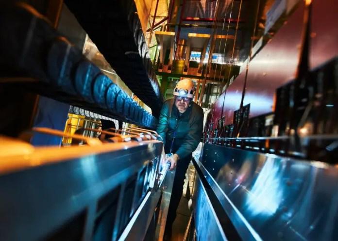 LHCb डिटेक्टर अपग्रेड