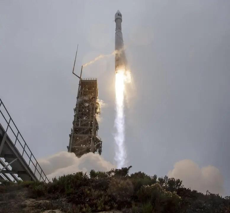 Landsat 9 Rocket Launch