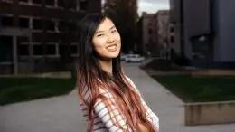MIT Student Michelle Xu