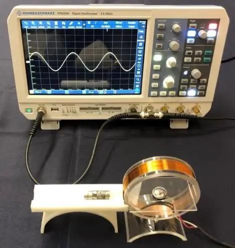 Magnetic Resonance Experimental Setup