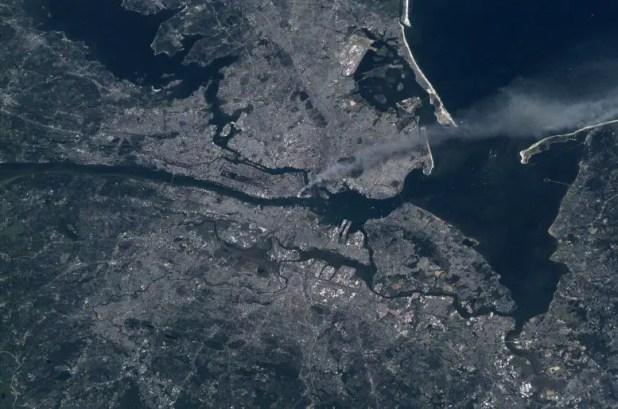 Manhattan Smoke Plan 9/11