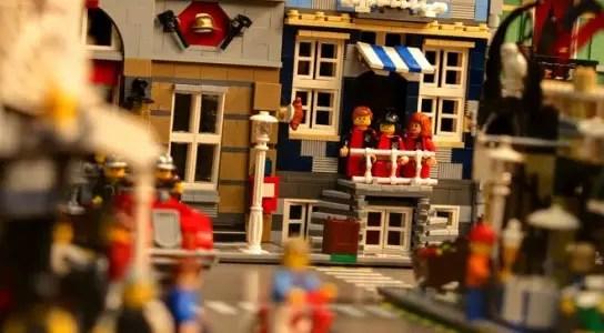 Mathematics LEGO Power Law