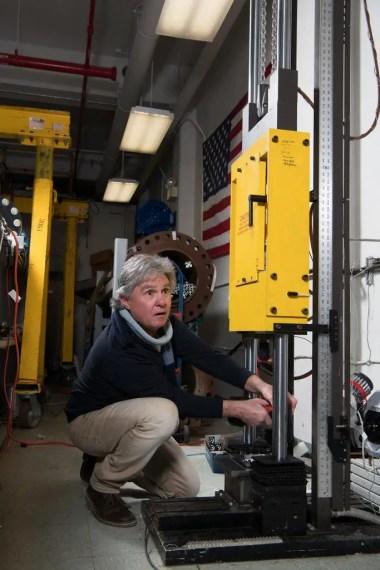 Mike Pereira, Ballistic Impact Lab