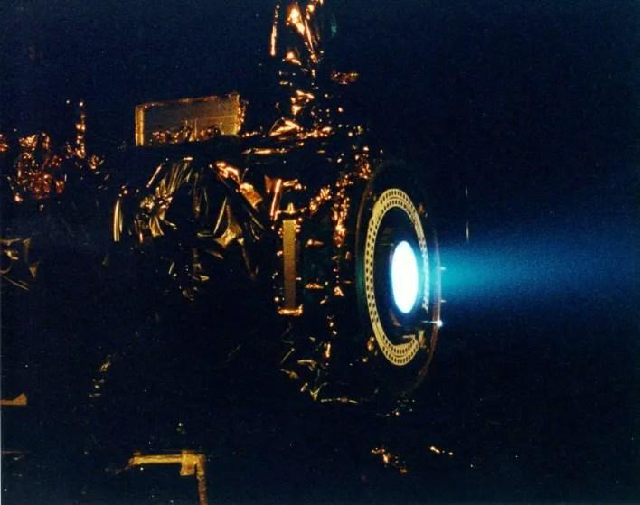 NASA Derin Uzay 1 İyon İtici