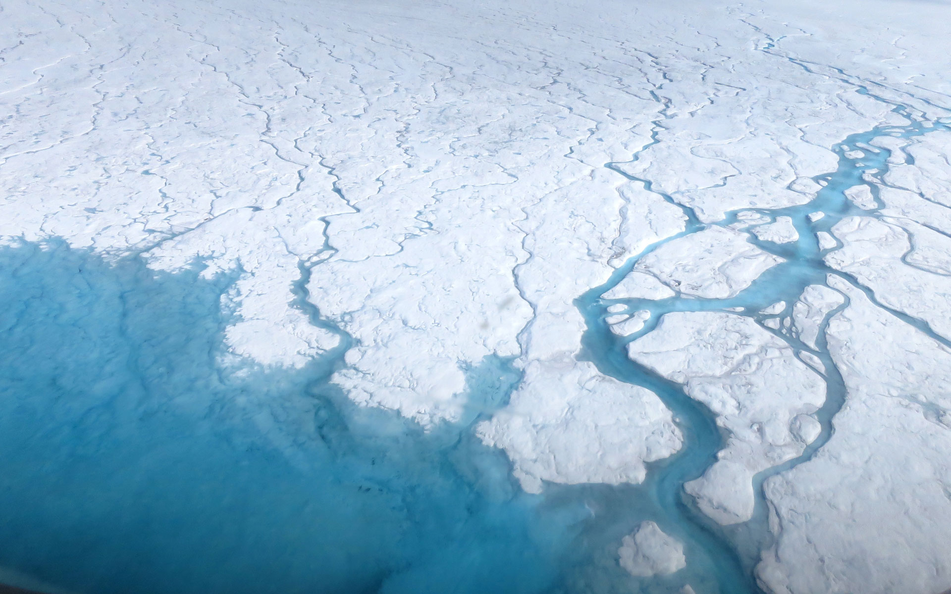 Nasa Continues To Research Greenland Ice Sheet Melt And