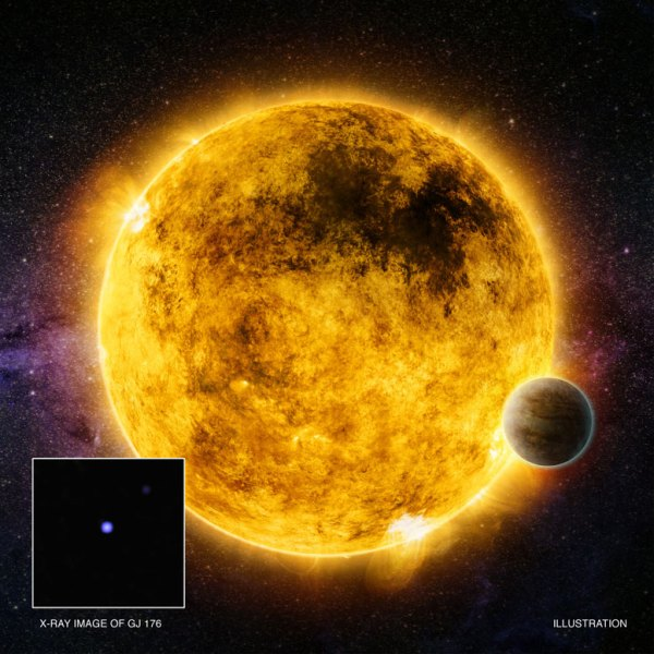 New X-Ray Study Provides Critical Clues About Star System ...